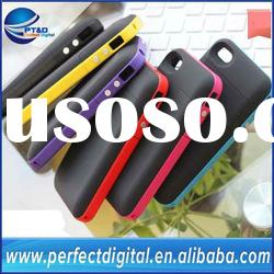 Rechargeable external battery case for iPhone 4 4s,for iPhone battery cover