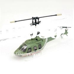 Remote Control 3 Channel Mini Helicopter with Gyro