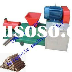 Rice Husk Briquette Fuel Making Machine
