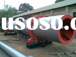 Rotary Dryer Equipment for sand coal etc with high efficient