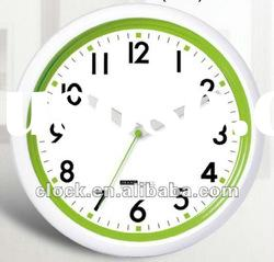 Round home decoration wall clock