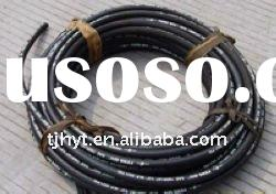 SBR rubber and steel wire reinforcement hydraulic hose