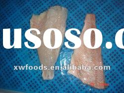 SEAFOOD FROZEN RED FISH FILLETS
