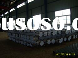 Seamless cold drawn steel tubes