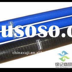 Silicone hose with logo on it