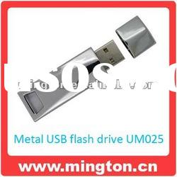 Simple and promotional metal usb memory stick 8gb