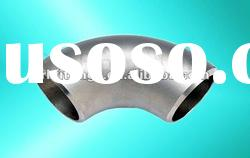 Stainless Steel Seamless BE LR 90 DEGREE SCH 40 Elbows Pipe Fittings