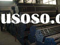Structural pipe high quality mild seamless steel pipe(Q235,Astm A36 ,A106,20#,API5L.....manufacture)