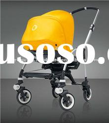The New yellow color of stroller bee bugaboo