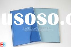Tinted Float Glass- Dark Blue Color