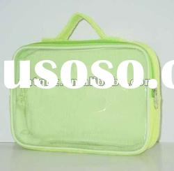 Transparent PVC Bags for Cosmetic Packaging Purpose