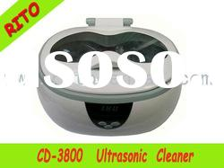 Ultrasonic Cleaner CD-3800 Jewerly/Watch Cleaner- Useful Cleaning machine-Dental Laboratory Tools