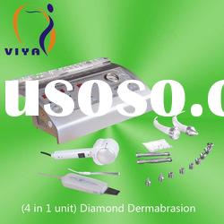 VY-908 4 in1 multifunctional beauty salon equipment skin scrubber ultrasonic peeling beauty machine