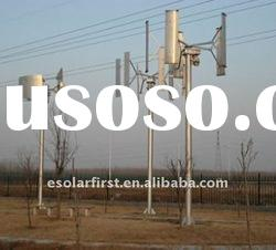 Vertical Axis Wind Turbine With 5KW Output Diameter Of Wind Wheel Measuring3.2m