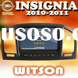 WITSON OPEL INSIGNIA (2010-2011) CAR DVD FOR INSIGNIA