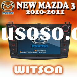WITSON car dvd player for mazda 3 with gps car dvd player