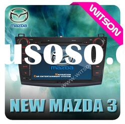 WITSON in dash car dvd player for mazda 3