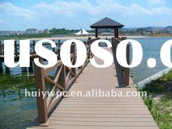 WOOD COMPOSITE DECKING (ANTI-UV,CE)