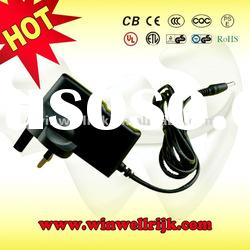 Wall AC/DC Adapter 3-pin electrical power cable