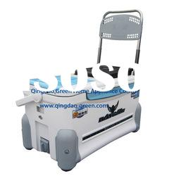 Waterproof and cooler fishing box