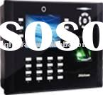 Web-based fingerprint time attendance terminal with door control function iclocck680