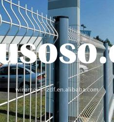 Wire Mesh Fence/PVC Coated Wire Mesh Fence
