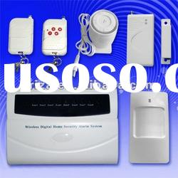 Wireless&wired home guarder alarm system