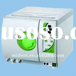 With high quality dental equipment autoclave sterilizer MAU-C 12L from mident company