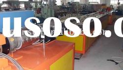 Wood-Plastic,WPC One-Step Profile Extrusion Machine (SWMSY)
