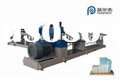 XPS Extrusion Line for producing sandwish panel