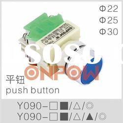 Y090-11 pushbutton,on off switch,electrical switch