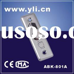 access control exit button (Stainless steel) door lock electric strike