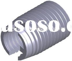 aluminium profile accessories threaded insert L connect fastener