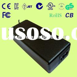 battery charger 12.6V 5A AC DC power adapter with CE UL PSE