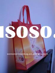 beautiful eco-friendly non-woven shopping bag