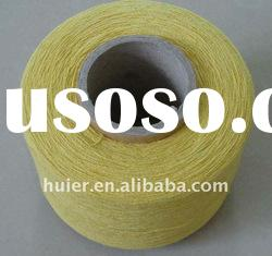 best yellow regenerated open end recycled cotton yarn for glove