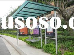 bus stop design ----- solar products