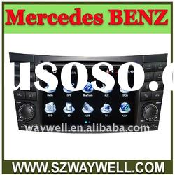 car radio cd player mercedes E Class W211