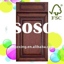 cherry wood kitchen cabinet door