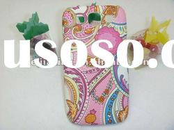 colourful design hard back cover case for Samsung Galaxy s3/i9300