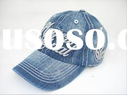 cowboy hats and caps/embroidery jeans caps and hats/washed jeans hats