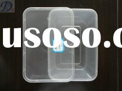 disposable food plastic container/ party tray food container disposable