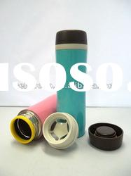 double wall stainless steel vacuum thermos flask
