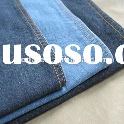 elastic cotton spandex denim;stretch denim fabric twill