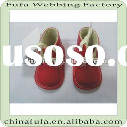 factory supply cute winter leather baby soft sole shoes