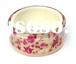 fashion resin bangles and bracelets,fashion resin bangle,newest resin bangle bracelet