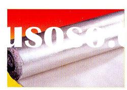fire resistant cloth coated with Aluminum foil