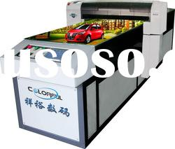 flatbed digital metal printing machine