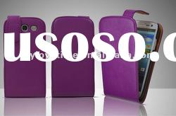 flip leather case cover for samsung galaxy s3 i9300
