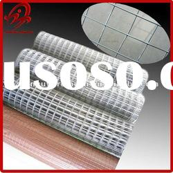 galvanized welded wire mesh fence (factory production)